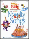 Let's All Sing Novelty Songs (10-Pak)