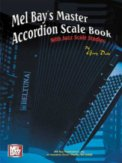 Mel Bay's Master Accordion Scale Book
