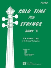 Solo Time For Strings 4