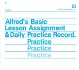 Lesson Assignment & Daily Practice Book