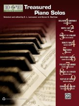 10 FOR 10 TREASURED PIANO SOLOS