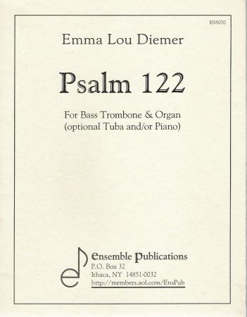 PSALM 122 (BASS TBN W/ORGAN)