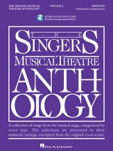 SINGER'S MUSICAL THEATRE ANTH SOP 4