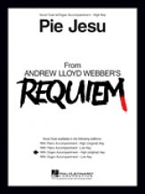 Pie Jesu From Requiem (High W/Org)