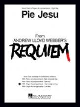 PIE JESU FROM REQUIEM (HIGH W/ORG)