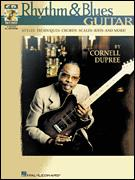 Rhythm & Blues Guitar (Bk/Cd)