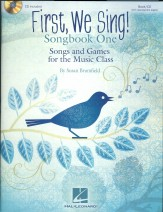 First We Sing Songbook 1