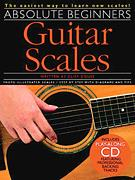 Absolute Beginners Guitar Scales (Bk/Cd)