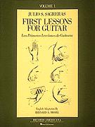 First Lessons For Guitar Vol 1