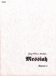 Messiah - Bassoon A