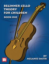 Beginner Cello Theory For Children Bk 1