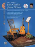 Basic Classical Guitar Method 2 (Bk/Cd)