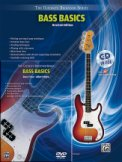 Bass Basics Revised (Bk/Dvd)