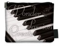 Coin Purse: Piano Keys