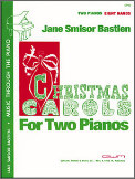 Christmas Carols For Multiple Pianos