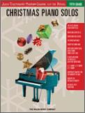 Christmas Piano Solos Fifth Grade