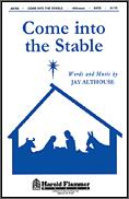 Come Into The Stable