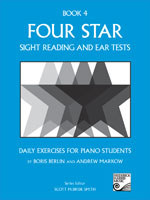 Four Star Sight Reading and Ear Tests 4