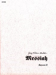 Messiah - Bassoon B