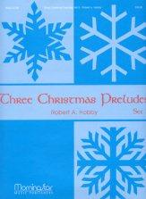 THREE CHRISTMAS PRELUDES SET 2