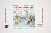 WHACK-A-DOODLE DOO SONGBOOK
