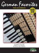 German Favorites For Accordion