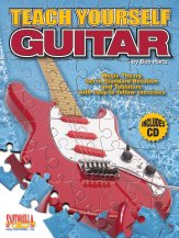 Teach Yourself Guitar (Bk/Cd)