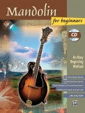 Mandolin For Beginners (Bk/Cd)