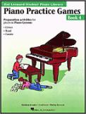 Piano Practice Games Bk 4