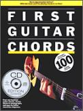 First Guitar Chords (Bk/Cd)