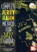 Complete Jerry Hahn Method For Jazz Guit