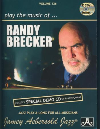 Randy Brecker Vol 126 (Bk/Cd)