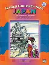 GAMES CHILDREN SING JAPAN (BK/CD)
