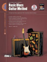 Basic Blues Guitar Method Bk 4 (Bk/CD