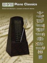 10 FOR 10 PIANO CLASSICS