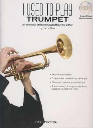 I Used To Play Trumpet (Bk/Cd)