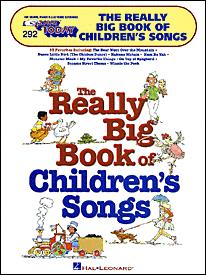 Really Big Book of Children's S Ezpt292