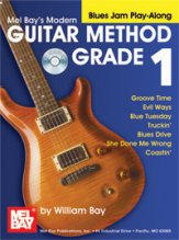 Modern Gtr Method Grade 1 Blues Jam Play