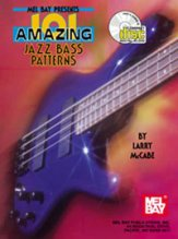 101 Amazing Jazz Bass Patterns (Bk/Cd)