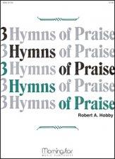 3 HYMNS OF PRAISE SET 1