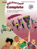 Kid's Drum Course Complete (Bk/Cd)