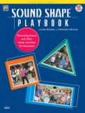 Sound Shape Playbook (Bk/Cd)