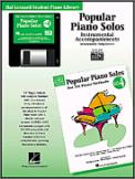 Popular Piano Solos Bk 4 (Gm Disk)