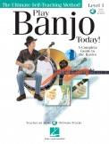 Play Banjo Today (Bk/CD/Dvd)