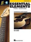 Essential Elements For Guitar Bk 1 (Bk/C