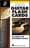 Flash Cards: Essential Elements Guitar