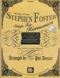 Stephen Foster Songs For Harmonica (Bk/