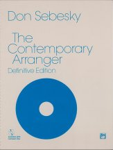 Contemporary Arranger (Bk/Cd)