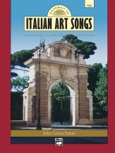 GATEWAY TO ITALIAN ART SONGS (HIGH)