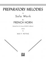 Preparatory Melodies To Solo Work